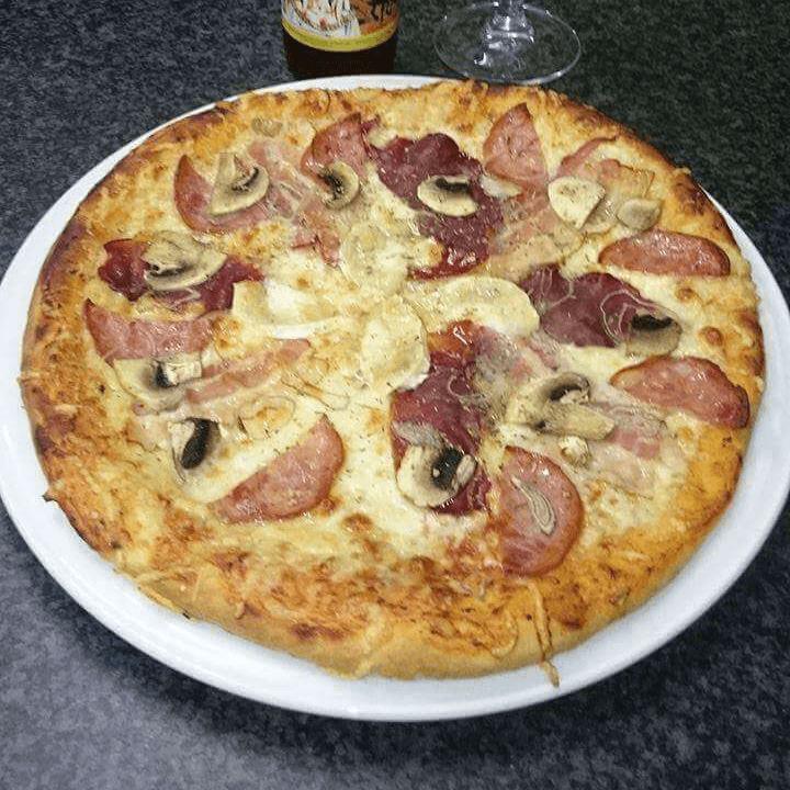 Pizza médiévale | Pizzeria Il Papavero à La Roche-en-Ardenne